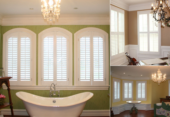 Interior Shutters Perfect Fit